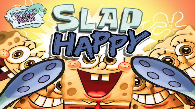 Spongebob Sleepypants Slap Happy