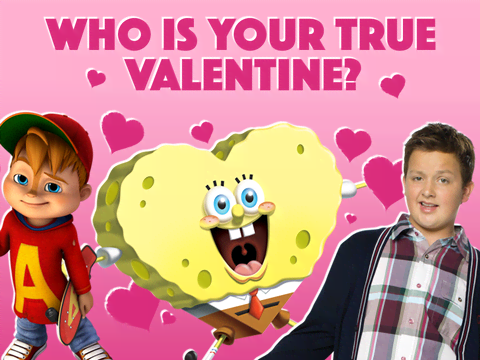 WHO IS YOUR TRUE VALENTINE?