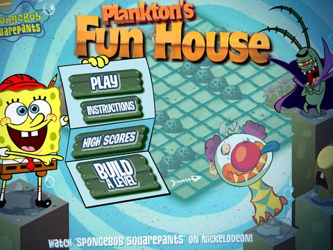 SpongeBob SquarePants: Plankton's Fun House