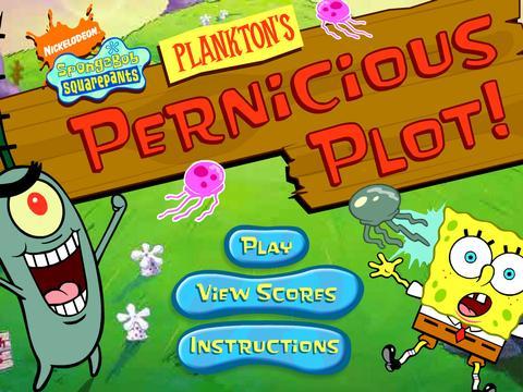 SpongeBob: Plankton's Pernicious Plot