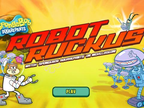 SpongeBob SquarePants: Robot Ruckus