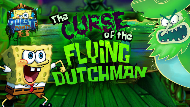 the flying dutchman spongebob