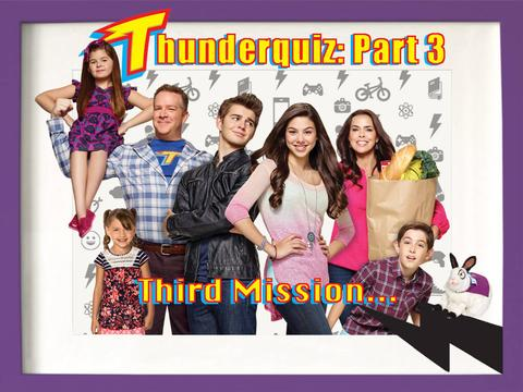 Thunderquiz: Part 3