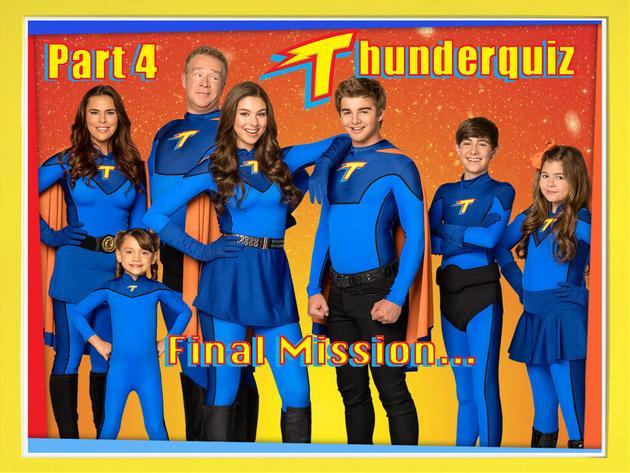 Thunderquiz: Part 4