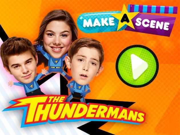 Make A Scene: The Thundermans