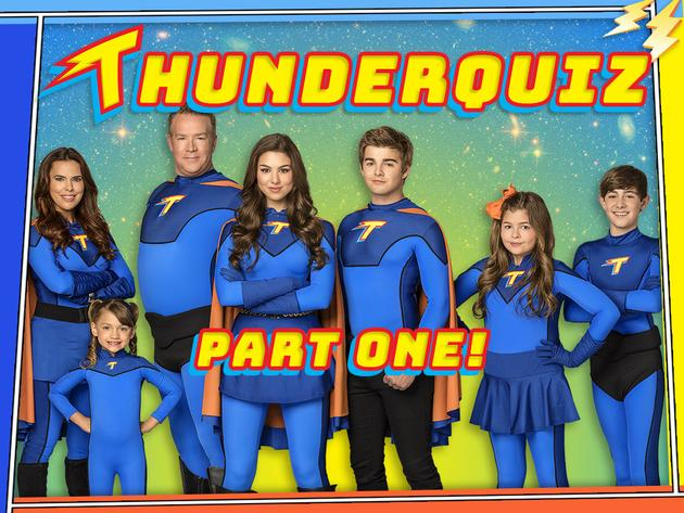 Thunderquiz: Part 1