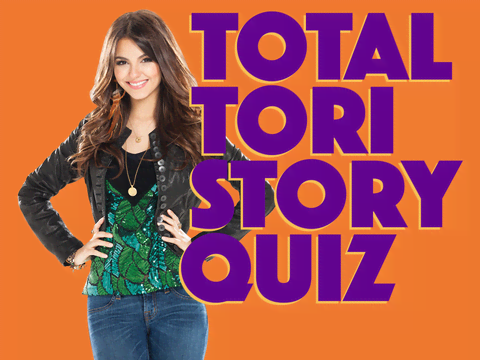 The Total Tori Story Quiz