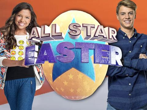 The All Star Easter Quiz!