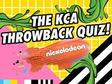 The KCA Throwback Quiz!