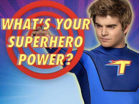 What's Your Superhero Power?