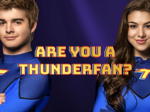 Are You A Thunderfan?