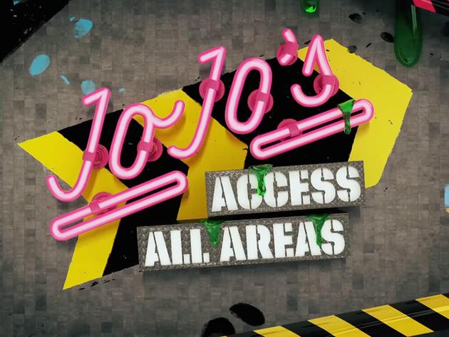 IT'S JOJO'S ACCESS ALL AREAS WEEK!