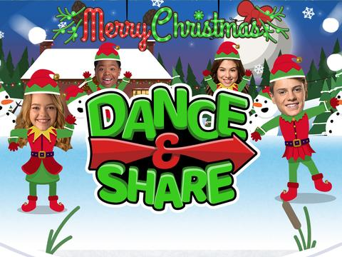 Dance and Share Christmas 2017