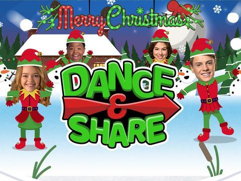Dance and Share Christmas 2017