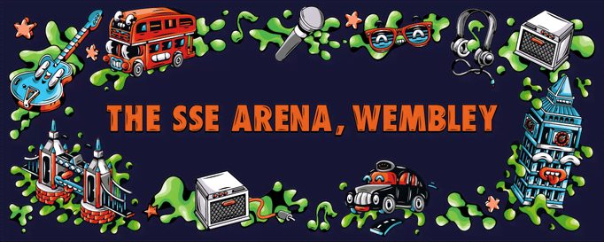 SLIMEFEST WEMBLEY 2021 - COUNTDOWN CLOCK