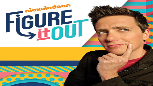 Jeff Sutphen from Figure It Out | Nick.com