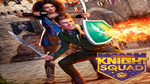 Knight Squad TV Series - Full Episodes & Games on Nick com