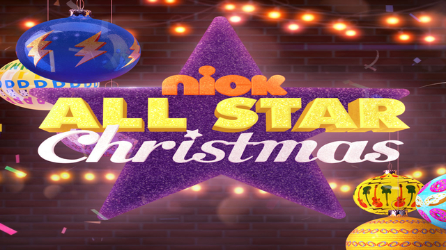 Nickelodeon Christmas Specials.Nick All Star Christmas Christmas On Nick Watch
