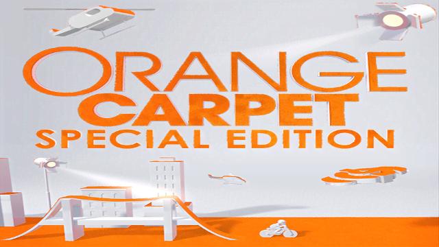 Orange Carpet Special Edition Photos