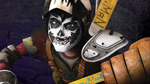 Casey Jones - Ninja Turtles - TMNT Characters - Nick com