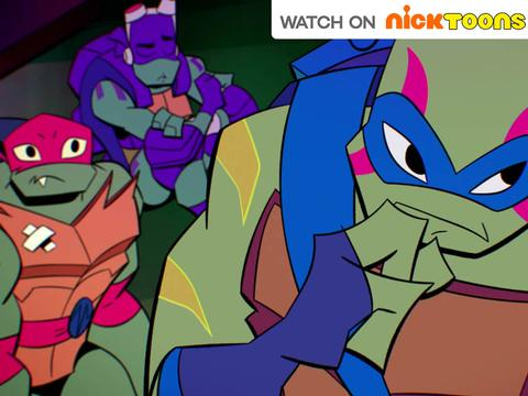"Rise of the Teenage Mutant Ninja Turtles : ""Mystic Mayhem """