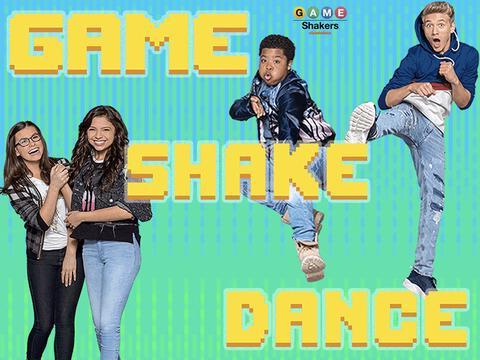 Game Shake Dance