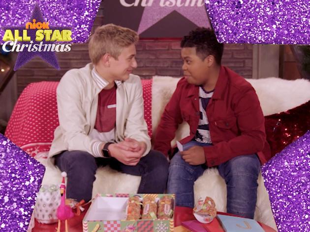 Christmas Cracker Jokes! With Tom & Benji