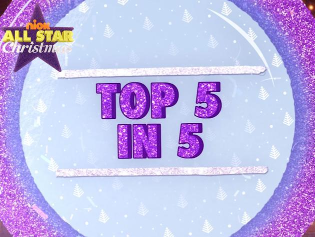 Top 5 Christmas Edition