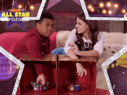 Whats's in the box? With Game Shakers
