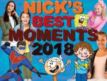 Nick's Best Moments 2018
