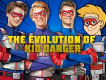 The Evolution of Kid Danger