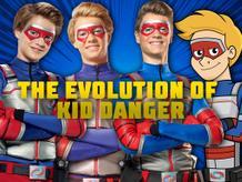 The Evolution of Kid Danger