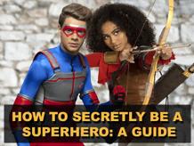 Secret Identity Guide