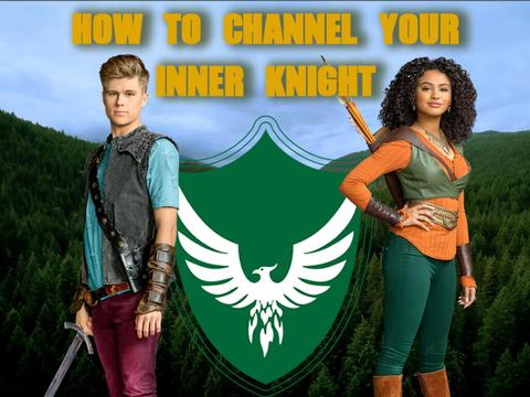 Channel Your Inner Knight