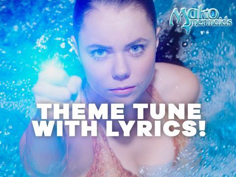Mako's Mermaids Theme Tune