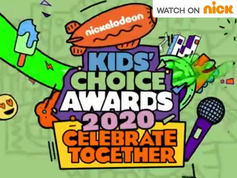 Kids' Choice Awards 2020: Celebrate Together