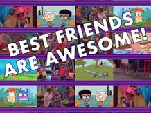 Best Friends Are Awesome!