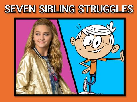 Seven Sibling Struggles