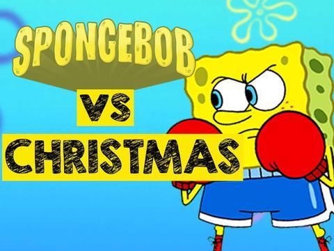 SpongeBob Vs Christmas