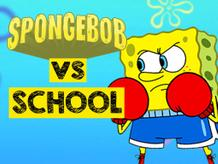 SpongeBob Vs School