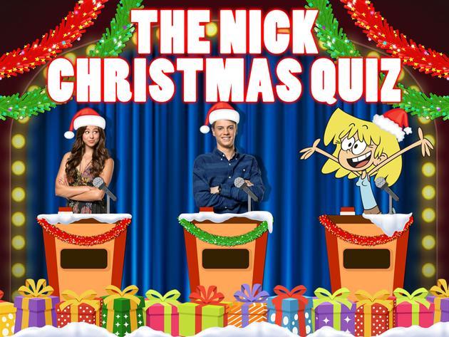 The Nick Christmas Quiz