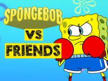 SpongeBob Vs Friends