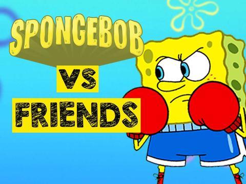 SpongeBob Vs Friends