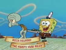 Bottom Has Talent: Krusty Krab Pizza