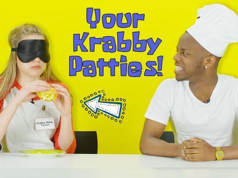 Krabby Patty Test