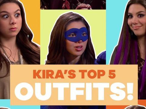Kira's Top 5 Outfits!