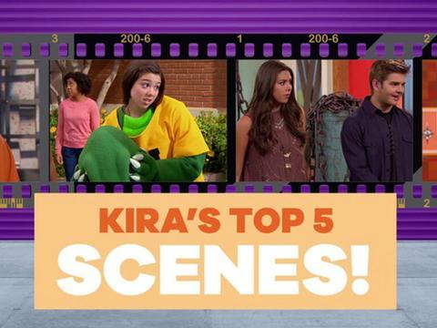 Kira's Top 5 Scenes