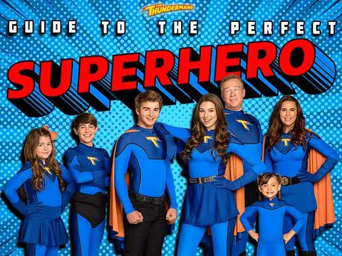 Guide To The Perfect Superhero