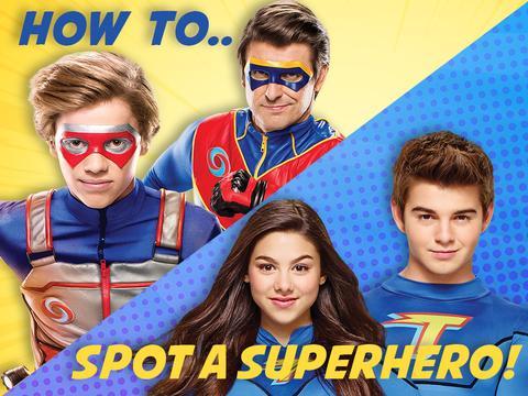How To Spot A Superhero