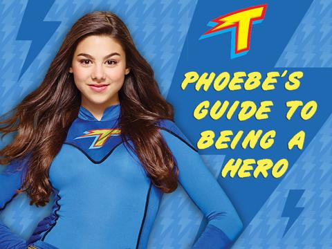 Phoebe's Guide To being A Hero